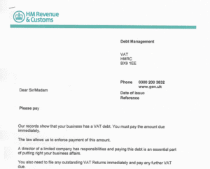 Dealing With HMRC Company Debt